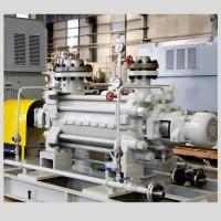 API 610 Radially Split Multistage Pump(HBS)