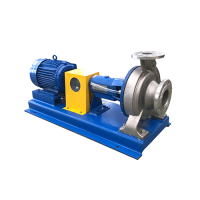 DCZ type petrochemical process pump