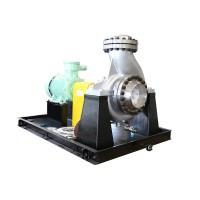 Ohf(OH1) Bomba de proceso petroquímico