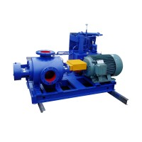 Oil-gas Mixing Pump Twin screw pump