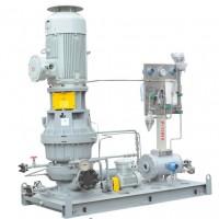 Vertical high-speed integral gear pump(OH6)