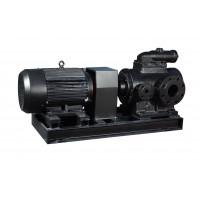 X3G Bomba de motor de bomba de tres tornillos para servicio de oleoducto de petróleo crudo