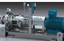 Pic for High quality API 610 standard hot crude heavy Oil transfer centrifugal pump