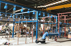 Pic for How to control the high quality of our sbmc pump in factory
