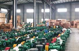 Pic for Chemical Corrosion resistance pumps in China manufacture are ready to ship