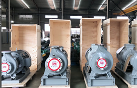 Pic for IH stainless steel split casing single stage horizontal centrifugal pump