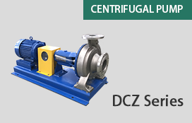 Pic for DCZ Series Petrochemical Centrifugal Pump DIN24256 & ISO2858 Standard