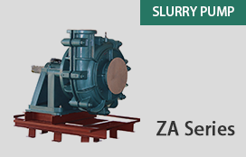 Pic for ZA(R) cantilevered,double casing,horizontal, centrifugal Heavy Slurry Pump