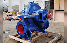 Pic for SBS series standard axially split double suction pump -SBMC Pump