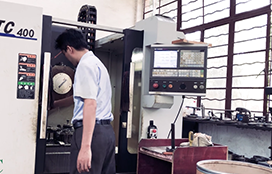Pic for centrifugal pump CNC machining center-SBMC Pump