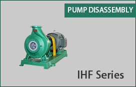 Pic for Teflon lined chemcial process pump disassembly IHF
